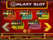 Slot 3 reel Galaxy Slot